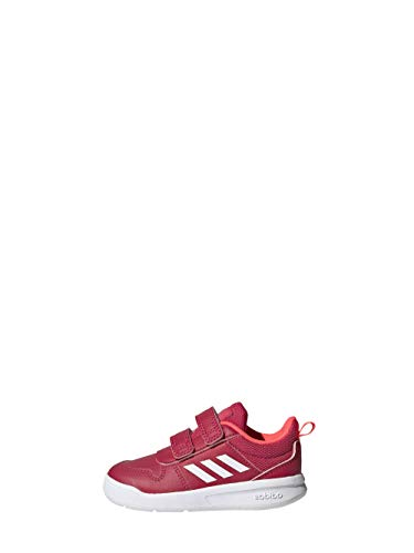 adidas Unisex Baby TENSAUR I Sneaker, Rosint/Ftwbla/Rossen, 19 EU