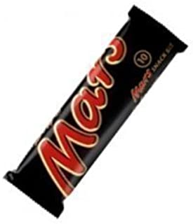 mars bar weight uk
