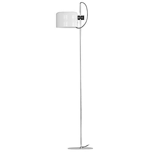 Oluce Coupe - Lámpara de pie blanco diseño Joe Colombo 1967