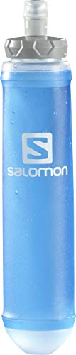 Salomon SFLASK 500/17 SPD 42 Botella Flexible LC1312100, Unisex-Adult, Azul, 500 ml