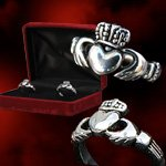 buffy ring claddagh