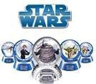 Count Dooku Jakks #07 Star Wars The Clone Wars MARBS ~2 Collectible Marble