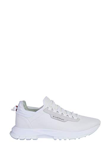 Luxury Fashion | Givenchy Heren BH003AH0N3100 Wit Leer Sneakers | Lente-zomer 20