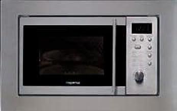 Mepamsa Inset Mwe 17 Microondas digital grill de inox, 700 W ...