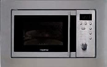 Mepamsa Inset Mwe 17 Microondas digital grill de inox, 700 W, 17 ...