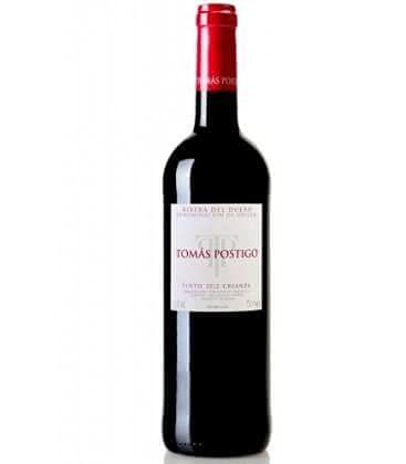 Tomás Postigo - Envío Gratis 24 H - Pack 3 botellas - Vino tinto - Ribera del Duero - Seleccionado por Cosecha Privada - Estuche Regalo