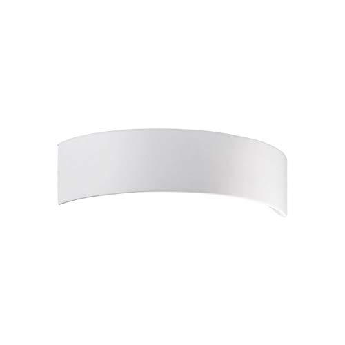 Austrolux 0291.61 A Applique Murale Céramique Blanc 40 x 14 x 10 cm