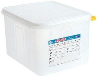 Cantidad de unidades: 4 Capacidad: 12.5Ltr Araven envase de alimento 12.5Ltr GN 1,2 200/mm de profundidad