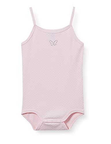 Sanetta Baby-Mädchen Body rosa Kleinkind Unterwäsche-Satz, Shadow Rose, 092