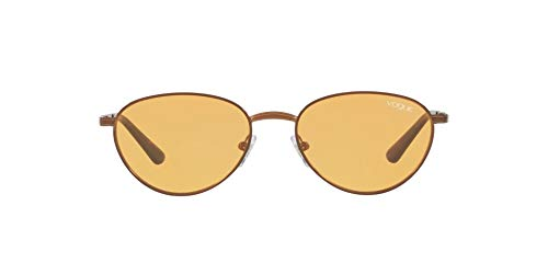 Vogue 0vo4082s 5074/7 53 Montures de Lunettes, Marron (Copper Light Brown), Femme