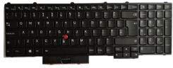 Lenovo NB_KYB Payton2Walter2 BL KBD I 01HW217, Keyboard, Italian, W125686686 (01HW217, Keyboard, Italian, Keyboard backlit, Lenovo, ThinkPad P51)