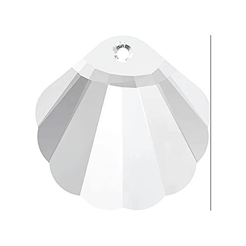 1 colgante de Swarovski Elements – Seashell (6723) – Cristal, 16 mm (Swarovski Elements durante – Seashell (6723), cristal)