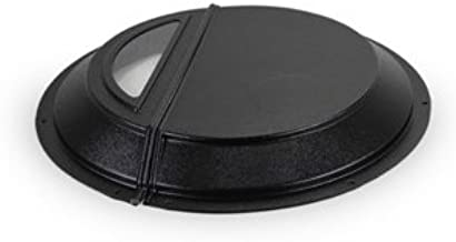 Radon Mitigation Sump Pump Dome Cover Lid with Window to see sump pump and water level by RadonAway Radon Away