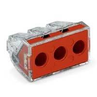 Bornes Wago pour boîte de dérivation - 2,5-6 mm² - 773-173