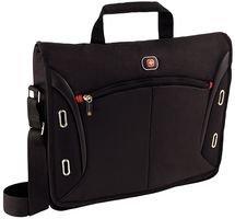 """Wenger 600665 Developer - Mochila con compartimento acolchado para portátiles (15.4"""") color negro"""