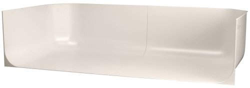 MyStudio MS32CYC-2 Professional Table Top Photo Studio Seamless Cyc Dual Background Set (2) for Product Photography, 64x32x16 inches