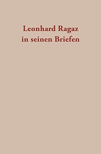Leonhard Ragaz in seinen Briefen: 1914-1932: BD 2