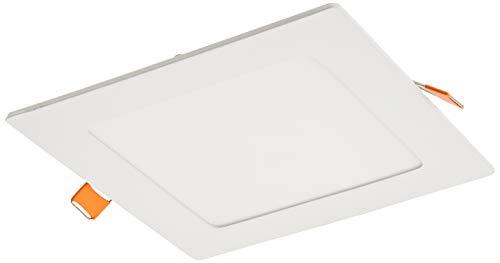 Jandei - Downlight LED 9W 4000K cuadrado empotrar blanco