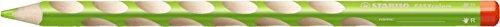 Ergonomischer Buntstift für Rechtshänder - STABILO EASYcolors - Einzelstift - gelbgrün