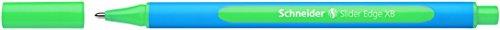 Schneider Slider Edge XB Ballpoint Pen, Black/Red/Blue/Green, Set of 4 Pens (152294) Photo #5