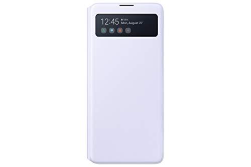 Samsung S View Wallet Cover EF-EN770 für Galaxy Note10 Lite weiß