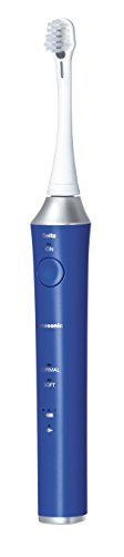 Panasonic Ultrasonic Vibration Toothbrush Dorutsu blue EW-DE44-A