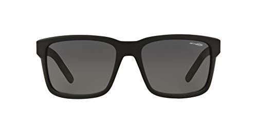 ARNETTE Swindle gafas de sol, Matte Black, 57 para Hombre