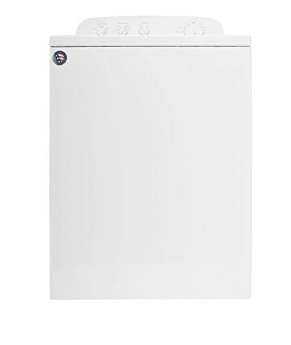 Whirlpool Atlantis 3LWTW4705FW 15Kg Commercial Washing Machine with 660 rpm - White