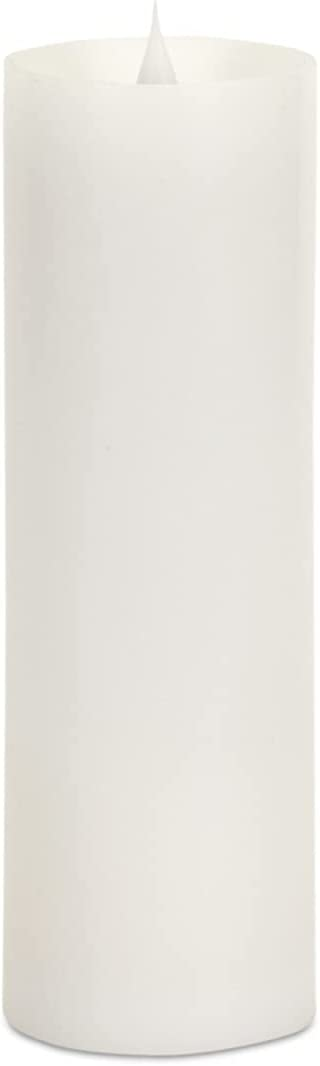 Melrose Choice International 58651DS Free shipping / New 9 x 3 Simplux in. LED Pillar Candl