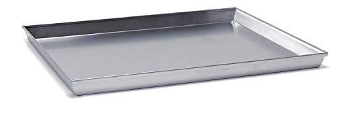 Ballarini Teglia Rettangolare, Alluminio, Argento, 28 cm
