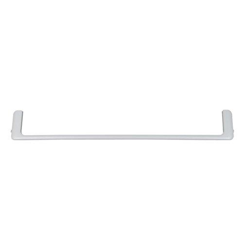 ORIGINAL Liebherr 7432032 vorne Leiste Zierleiste Boden Schiene Blende Einlegebodenleiste Regalschiene Halter Halterung Schutz Glasplatte Kühlschrank Gefrierschrank Kühl-Gefrier-Kombination