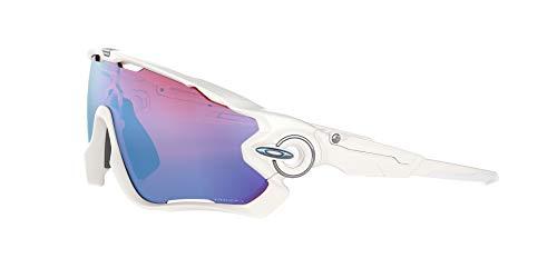 Oakley Jawbreaker OO9290 Occhiali da Sole, Bianco