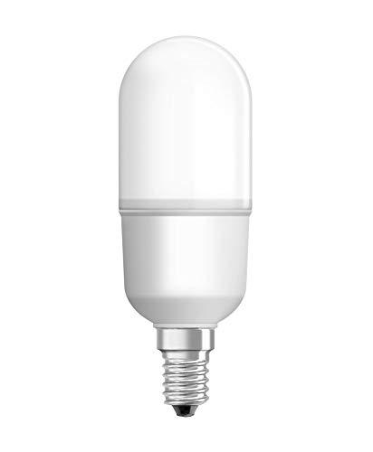 OSRAM LED STAR STICK Bombilla LED , Casquillo E14 , 2700 K , 8 W , Equivalente a 60W , Blanco cálido