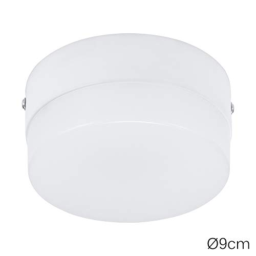 Lámpara de techo LED con sensor de movimiento, luz de caza interior, para...