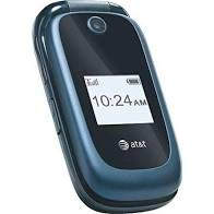 ZTE Z222 3G GSM (at&t) Unlocked Flip Phone with Camera (Not CDMA Carriers Like Sprint Verizon Boost Mobile Virgin Mobile)