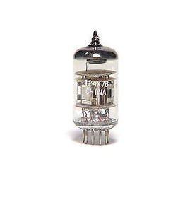 Quallen-Audio 12AX7 ECC83 ventiel voor Marshall & andere gitaar/HiFi-versterker 12AX7B