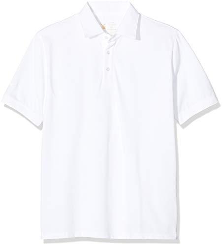 TRIGEMA Herren Poloshirt / Polohemd mit stilechtem Hemdkragen - 100% Baumwolle - Kurzarm - 627608