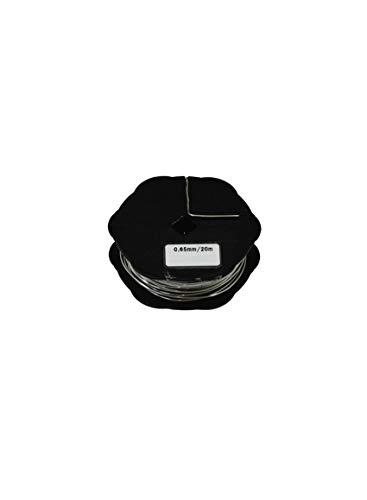Ersatzdraht für Styroporschneider SPEWE 20 m 0,65 mm Styropor Draht Schneidegerät Dämmung Neo