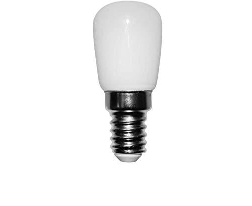 Kit 35 lampade led IBT E14 2,5W per FLOS 2097 luce calda, lampada in vetro bianco opalino 250 lumen