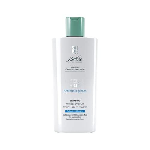 Bionike Defence Hair Antiforfora grassa Shampoo, 200 ml