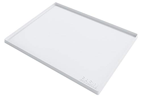 White Silicone Under Sink Mat - Also can be used as a...