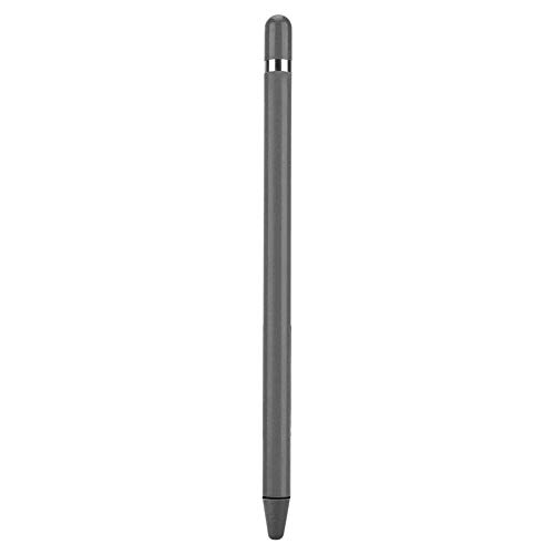 Caneta Stylus de Alta Sensibilidade Toque Suave Tela Confortável Caneta Stylus, Caneta Touch, para i-Pad Androids Phone i-Phone PC Macs Pad Maçãs Telefone Smartphones(Gun gray)