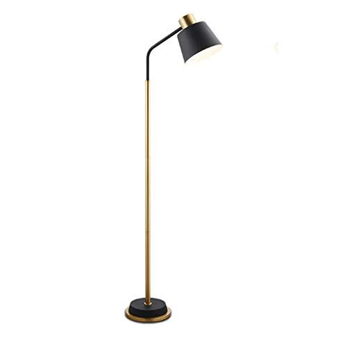 Lámpara de pie, iluminación interior, ajuste flexible, lámpara de pie, superbrillante, lámpara de árbol LED, lámpara de lectura para dormitorio, salón, oficina, lámpara de lectura