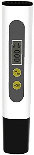 XINGDONG TDS-Meter Wasserqualitätsprüfer LCD Display Teststift weiß Trinkwassertestgerät langlebig