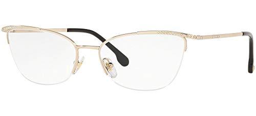 Versace VE1261B Eyeglass Frames 1252-54 - Pale VE1261B-1252-54