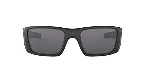 Oakley SI Fuel Cell Matte Black/Grey Tonal Flag Sonnenbrille Sunglasses