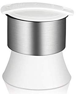 Philips Steel and Plastic Chutney Jar Assembly (White)
