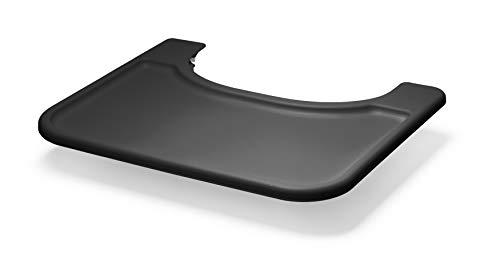 STOKKE® Steps™ Baby Set Tray – Aufsteck-Tablett für Babys und Kinder – Passt auf den STOKKE® Steps™ Stuhl – Farbe: Black