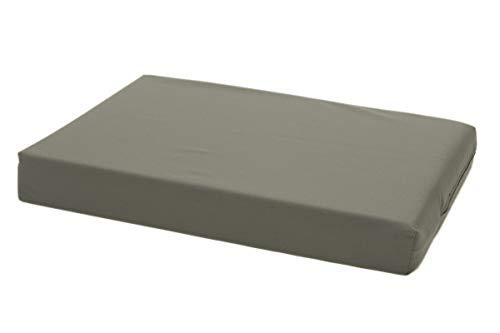 Comfort-Kussen 7MTRS2-AW-SMK Comfort schuim huisdier bed allweather rook, 100x75x10 cm, grijs