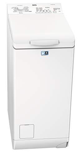 AEG LAVAMAT L51260TL Waschmaschine TL / A+++ / 150 kWh/Jahr / 1200 UpM / 6 kg / 8990 L/Jahr / Startzeitvorwahl /Schutz vor Wasserschäden